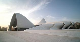 Literatur kunst zaha hadid heydar aliyev centre in baku - Dekonstruktivismus architektur ...