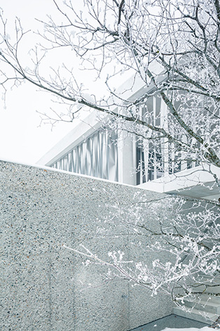 literatur kunst ein winterlicher r ckblick wohnh user von peter kunz. Black Bedroom Furniture Sets. Home Design Ideas