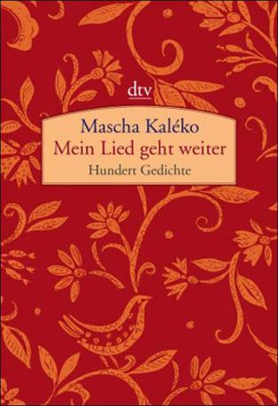Literatur Kunst Mascha Kaléko Das Lyrische Stenogrammheft
